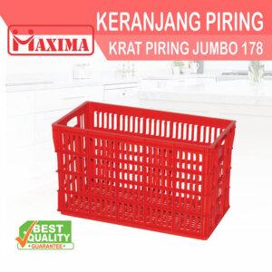 Keranjang Container Krat Piring Jumbo 178