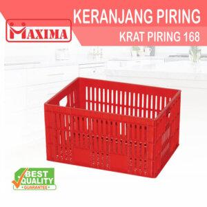 Keranjang Container Krat Piring 168