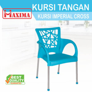 Kursi Cafe Plastik Imperial Cross