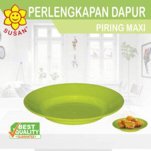 Piring Plastik Maxi