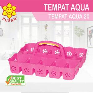 Tempat Aqua Plastik 20