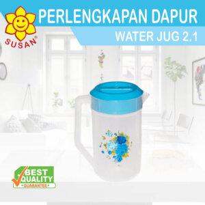 Water Jug Plastik 2,1