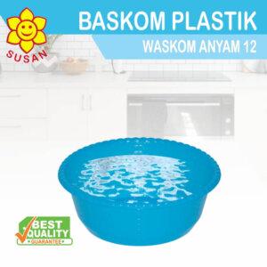 Baskom Plastik Anyam 12