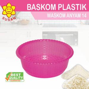 Baskom Plastik Anyam 14