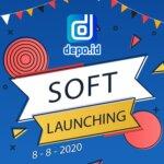 Promo Soft Launch DEPO.ID : 8-8-2020