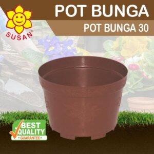 pot bunga 30