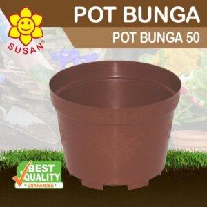 pot bunga 50